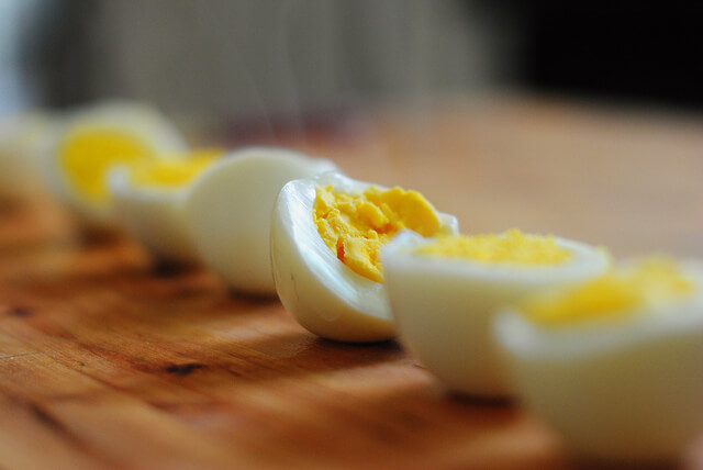 تخم مرغ بهترین تغذیه برای روز آزمون آیلتس